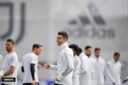 رونالدو يحصد لقب أفضل لاعب في الدوري الايطالي
