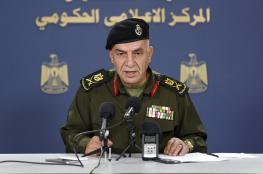 """الضميري : الاجهزة الامنية اكملت الاستعدادات لضمان عقد مؤتمر """"فتح"""" السابع بأجواء آمنة"""