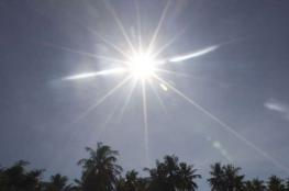 حالة الطقس : ارتفاع على درجات الحرارة