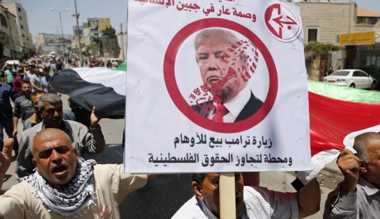 محلل سياسي يتحدث لرام الله الاخباري عن الخطوات الفلسطينية للرد على ترامب