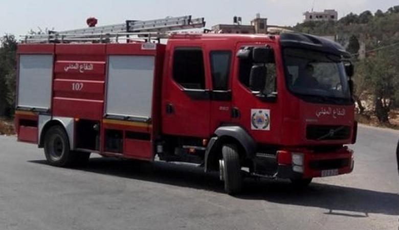 الدفاع المدني يتعامل مع 40 حادث حريق وإنقاذ خلال يوم واحد