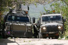 جندي اسرائيلي يدخل رام الله والجيش يتدخل لانقاذه