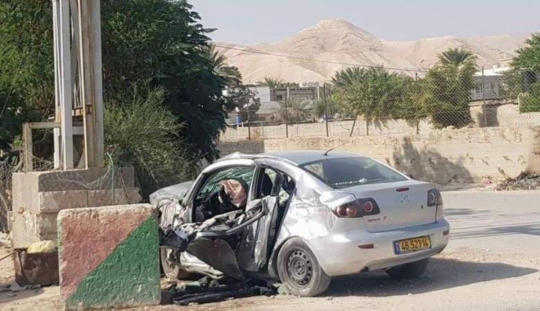 مصرع شاب من القدس وإصابة آخر بحادث سير مروع في أريحا