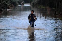 التربية تقرر تعطيل الدراسة في غزة بسبب الاحوال الجوية