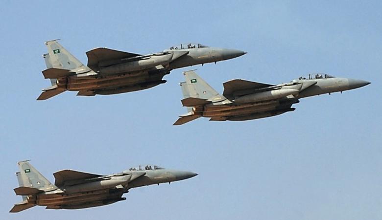 الحوثيون يعلنون إسقاط مقاتلةللتحالف السعودي