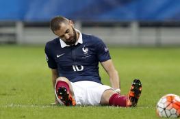 بنزيمة: لن أردد النشيد الوطني الفرنسي الذي يدعو إلى الحرب