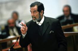 """فلسطين تستذكر  استشهاد """"""""صدام حسين """""""