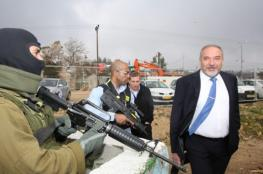 ليبرمان : الرئيس عباس عقبة في طريق السلام