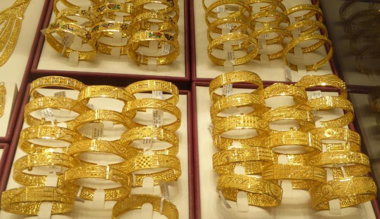 أسعار الذهب ترتفع الى أعلى سعر منذ أسبوع