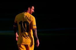 ازمة جديدة تهدد تواجد ميسي مع برشلونة