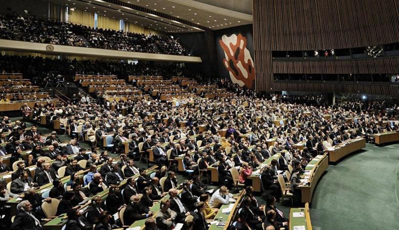 165 دولة تصوت لصالح قرار حق تقرير المصير لشعبنا