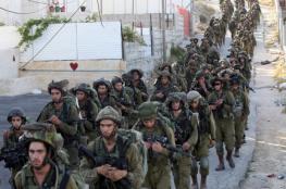 الاحتلال يستدعي الاحتياط ويدفع بوحدات اضافية صوب الضفة الغربية