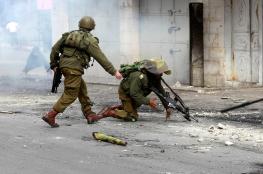 وزير إسرائيلي يحذر الشعب الفلسطيني من الخروج في تظاهرات عقب قرار ترامب!