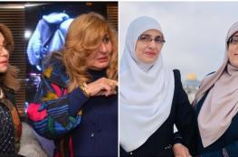 رسالة من أسيرة فلسطينية إلى فنانتين مصريتين