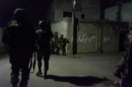 جيش الاحتلال ينفذ عملية عسكرية واسعة في برطعة مسقط رأس الشاب علاء قبها