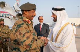 بعد مصر..رئيس المجلس العسكري السوداني يزور الامارات