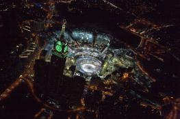 """الحرم المكي في ليلة 27 من رمضان كما لم تشاهده من قبل """" صور """""""