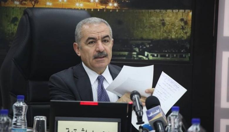 اشتية: حماس وافقت على عقد الانتخابات ضمن رؤية الرئيس