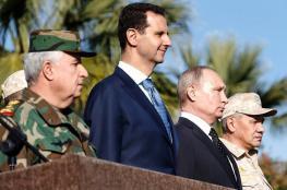 الاسد : التواجد الروسي في سوريا يساهم في محاربة الارهاب