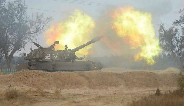 قصف متبادل بين المقاومة والاحتلال على حدود قطاع غزة