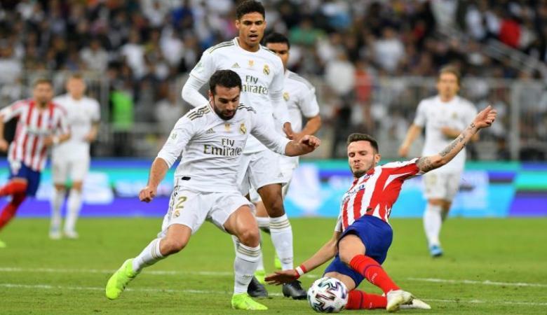 ريال مدريد يتوج بكأس السوبر الاسباني 2020