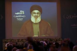 نصر الله يحذر السعودية والامارات : الحرب  مع ايران ستدمركم