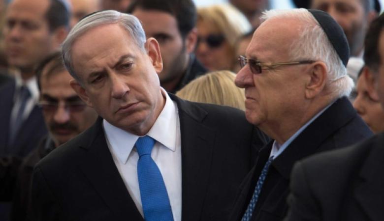 الرئيس الاسرائيلي يسعى للعفو عن نتنياهو