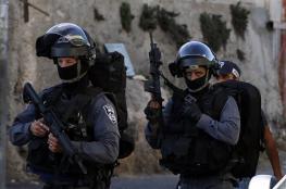 الاحتلال يعتقل 10 مقدسيين بينهم قيادات
