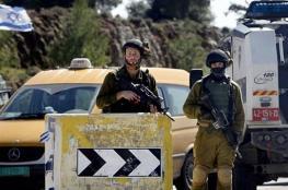 الشرطة الاسرائيلية تعتقل خمسة عمال من جنين