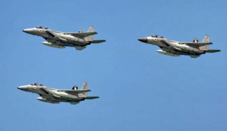 البنتاغون يلمح الى قيام اسرائيل بضرب اكبر قاعدة عسكرية ايرانية في سوريا فجر اليوم