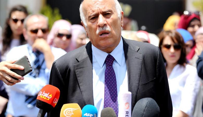 الرجوب يكشف عن تطورات جديدة بخصوص المصالحة مع حماس