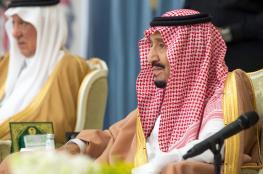 العاهل السعودي يدشن 600 مشروع وسط المملكة بـ4.3 مليارات دولار