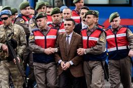 """بدء محاكمة منفذي انقلاب تركيا.. بينهم """"فتح الله غولن"""""""