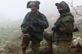 الجيش الإسرائيلي يطلق النار على مسلحين عند هضبة الجولان