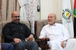 وفاة أحد أعضاء المكتب السياسي لحركة حماس