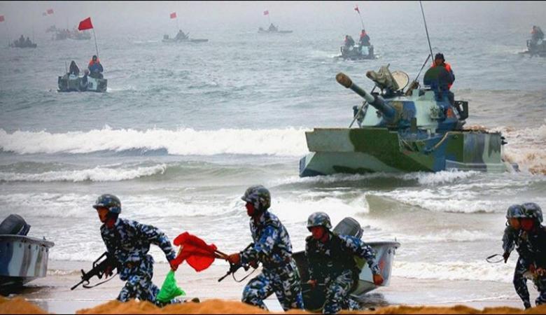 الجيش الايراني يهدد روسيا والصين