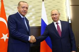 اجتماع روسي تركي للتنسيق  في اعقاب الانسحاب الامريكي من سوريا