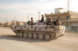 """الجيش العراقي يعلن عن تحرير """" 1500 """" شخص كان """" داعش """" يحتجزهم"""