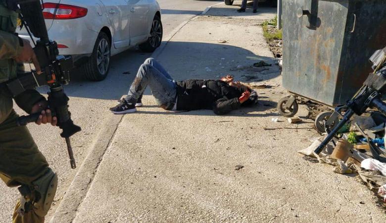 الخارجية تحمل اسرائيل مسؤولية اعدام شاب فلسطيني جنوب نابلس