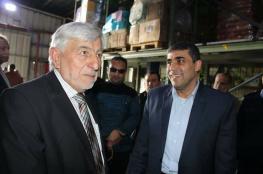 الاحتلال يحتجز وزير الزراعة الفلسطيني شرق رام الله