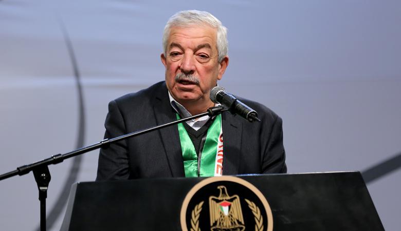 العالول: القرار الذي أعلنه الرئيس فرصة للتخلص من الاحتلال