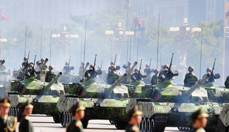 الصين تتفوق على اميركا وروسيا بأمتلاك اكبر ترسانة دبابات في العالم