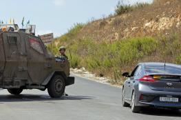 الاحتلال ينصب حاجز عسكرياً على مدخل بلدة يعبد بجنين