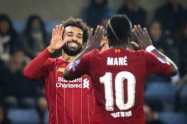 النجم  محرز : صلاح يمنعني من الانتقال الى ليفربول