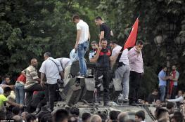 فلسطين : تركيا أصبحت رمزا للشجاعة والبطولة