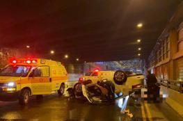مصرع 3 اسرائيليين بحادثي طرق