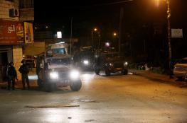 الاحتلال يقتحم رام الله والبيرة للمرة الخامسة على التوالي