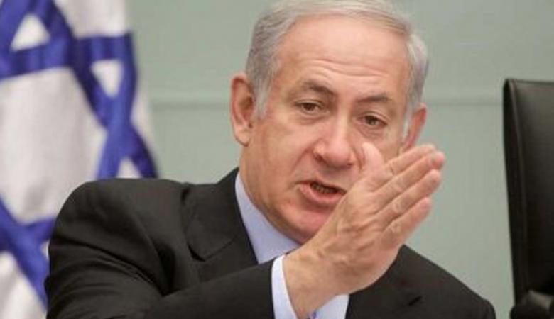 نتنياهو يطالب بوقف تام لاطلاق النار مع غزة