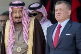 الملك سلمان : امن الاردن من امن السعودية