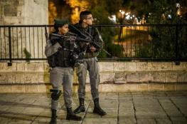 الجيش الاسرائيلي يعزز من تواجده في الضفة الغربية